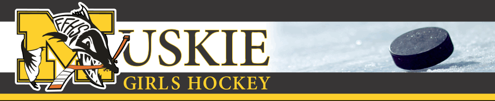 Fort Frances Muskie Girls Hockey